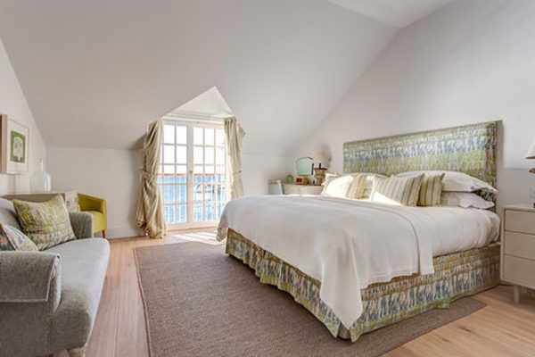 idle rocks, st mawes, hotel, sea view room