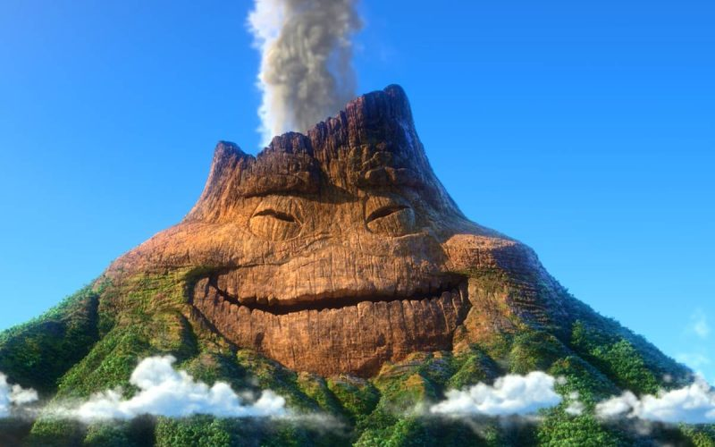 lava, volcano, inside out, pixar