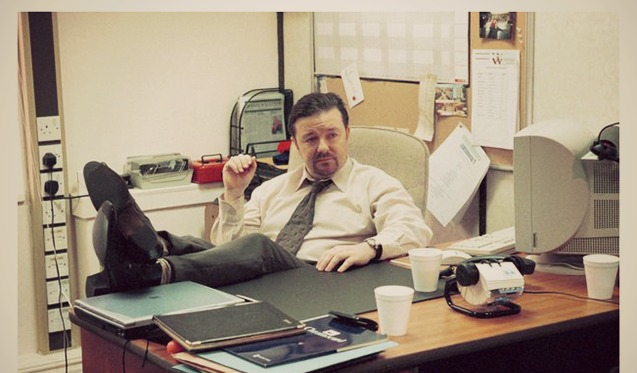 office, sexism, ricky, gervais