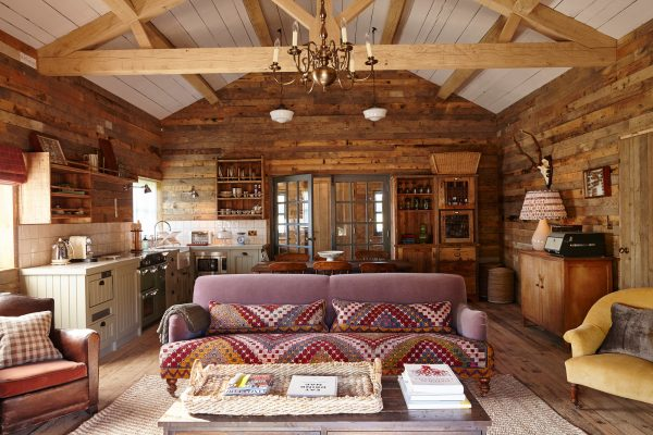 soho farmhouse, cotswolds, cabin, hotel