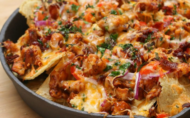 A new cyber addiction the midult bbq loaded chicken nachos buzzfeed tasty recipes online videos cooking forumfinder Image collections