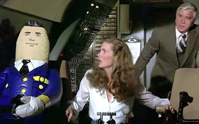 airplane, autopilot, disaster, blow up, joystick, panic, nowhere place