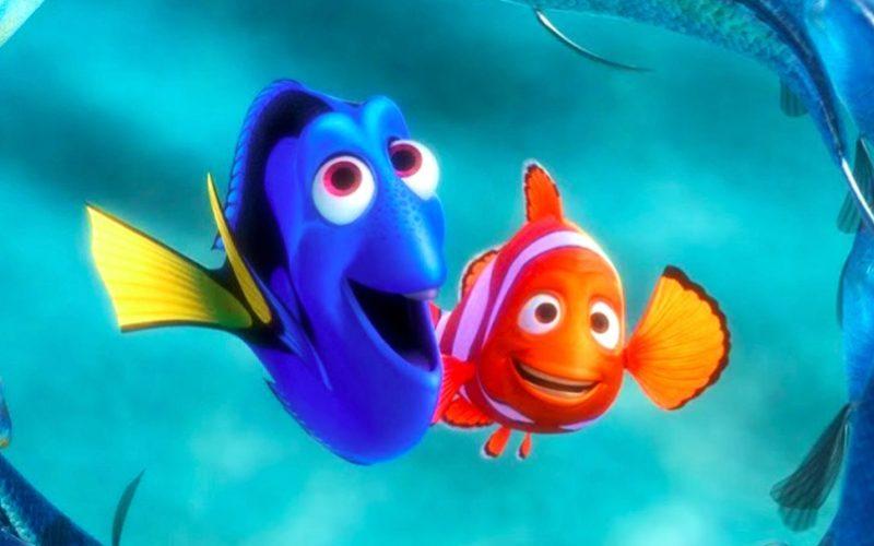 finding nemo, pixar, nemo and dory, fish, sea, tropical