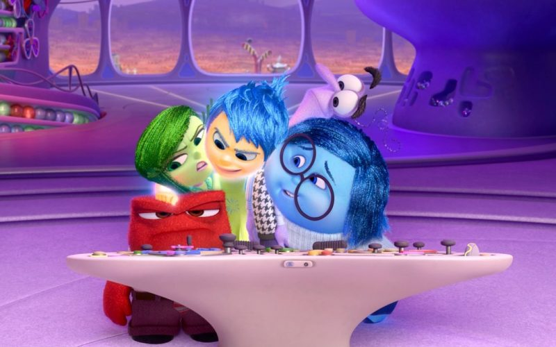 inside out, pixar, animation, disgust, fear, sadness, joy, anger, mood, mood swings, triggers