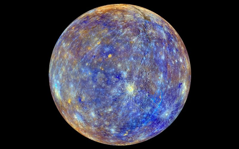 mercury, planet, solar system, retrograde, space