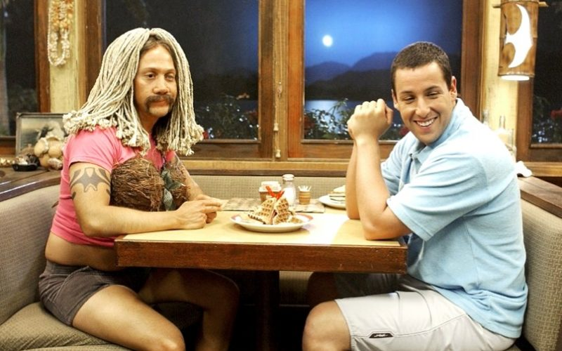 50 first dates, adam sandler, date, weird, awkward
