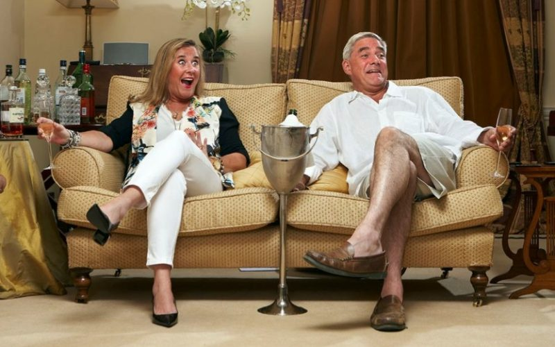 gogglebox, steph, dom, tv, essential viewing
