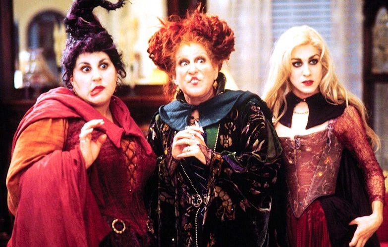 hocus pocus, witches, horrified, surprised