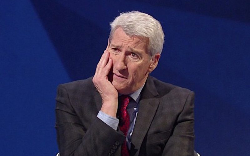 jeremy paxman, newsnight, facepalm, shocked, current affairs