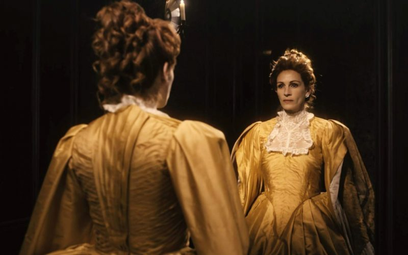julia roberts, evil wicked stepmother, mirror mirror, reflection, snow white, appearance