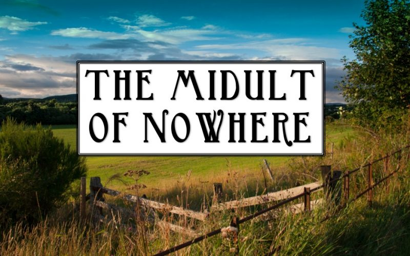 the midult of nowhere, relocation, moving to the countryside, countryside, isolated, birthday, party, pub