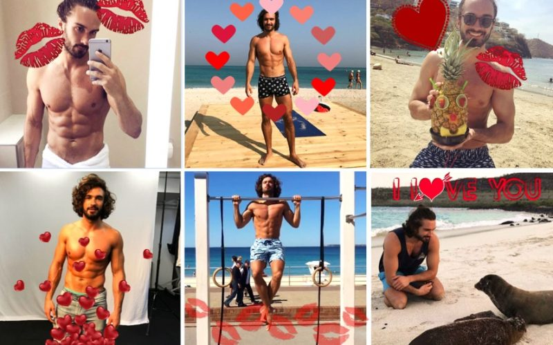 joe wicks, personal trainer, work out, exercise, abs, hot, instagram, love, crush