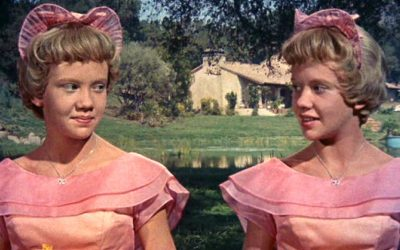 parent trap, hayley mills, twins, be your own friend, friendship, love