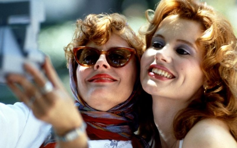 thelma and louise, friendship, love, romance, friends