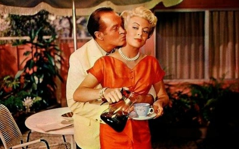 bob hope, lana turner, coffee, what your coffee says about you