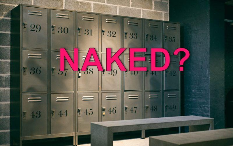 changing room, locker room, naked, gym behaviour, secret