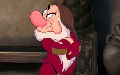 grumpy dwarf, snow white and the seven dwarfs, grumpy, annoyed, annoying, stressful