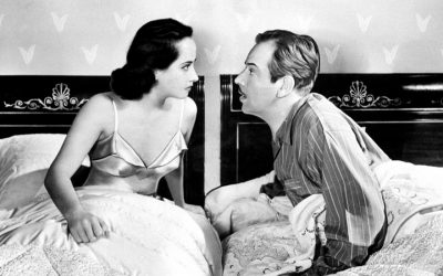 merle oberon, melvin douglas, married, marriage, couple, man and wife, bed, what not to say in bed