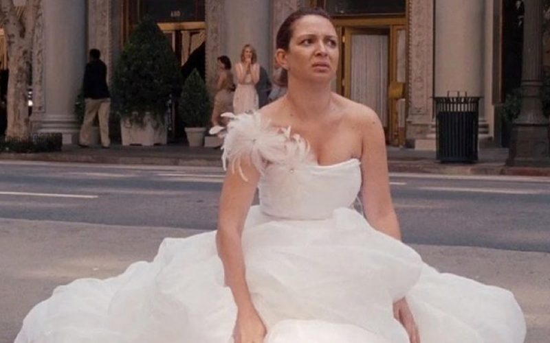 bridesmaids, maya rudolph, too old for curry, food poisoning, bowel problems