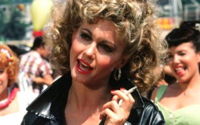 grease, sandy, olivia newton john, tell me about it stud, movie quotes, extremely useful