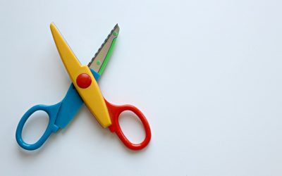 scissors, colourful, vasectomy, snip, cut