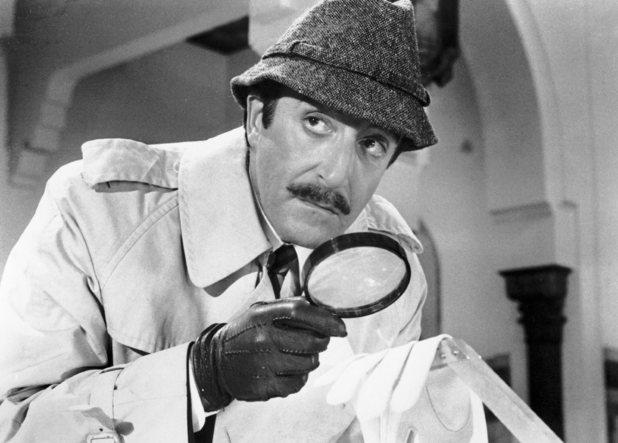 inspector clouseau, need-to-know, tmi, secret, discreet