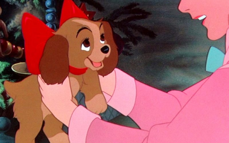 lady and the tramp, puppy, cute, dog, pet, nameless dread