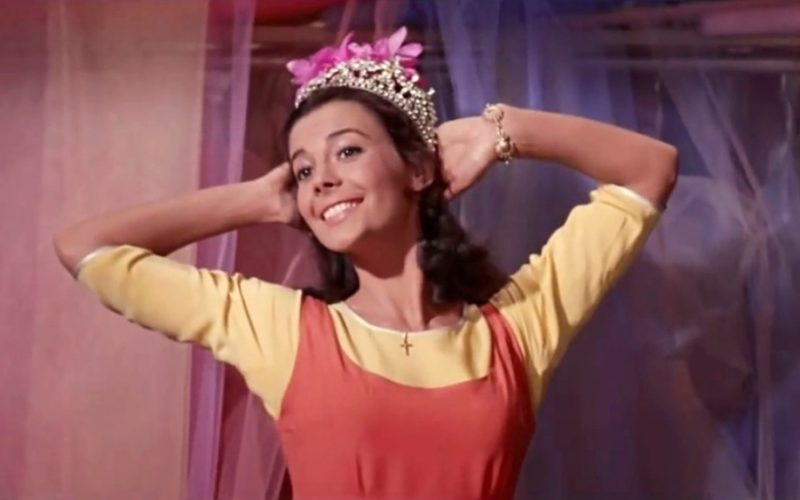 natalie wood, west side story, happy, unexpectedly happy, little things, happiness