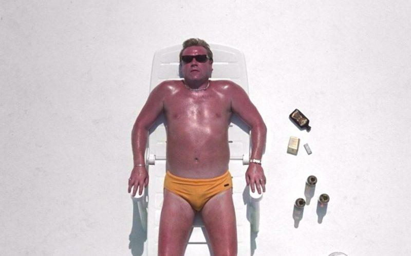 ray winstone, holiday hoarder, hoarding my holidays, sexy beast, vacation