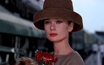 audrey hepburn, funny face, tears, sad, let downs, disappointed