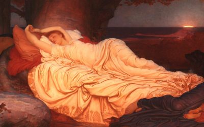 cymon and iphigenia, painting, lying down, lounging, collapsed, lie down