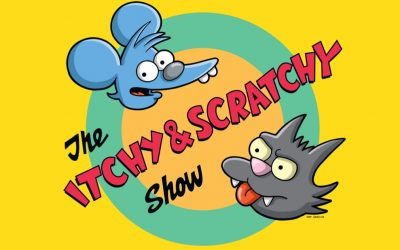 itchy and scratchy show, itchy, itch, allergic, scratch