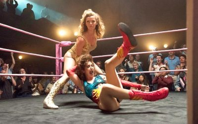 glow, netflix, alison brie, wrestling, fighting, energy for a fight