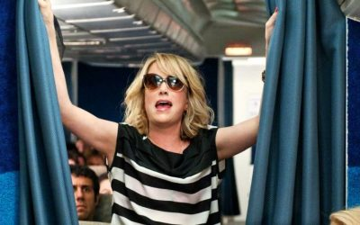 kristen wiig, bridesmaids, plane, sunglasses, indoors, attract attention, attention seeking, attention