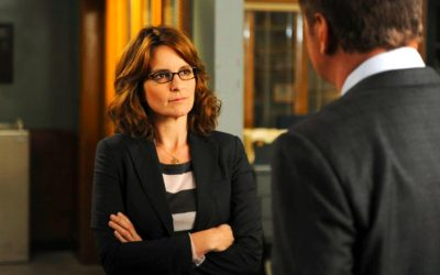 tina fey, not impressed, arms crossed, manterrupted, manterrupter, interrupt