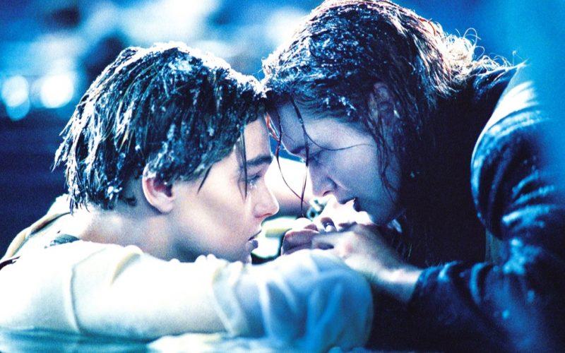 titanic, plank scene, kate winslet, leondardo dicaprio, conspiracy theories