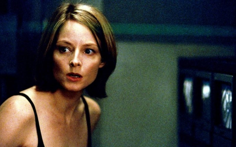 jodie foster, mini panics, panic, anxiety, worry, panic room