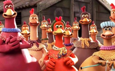 chicken run, chickens, meat, poultry, wide-eyed, happy, intrigued, vegetarian
