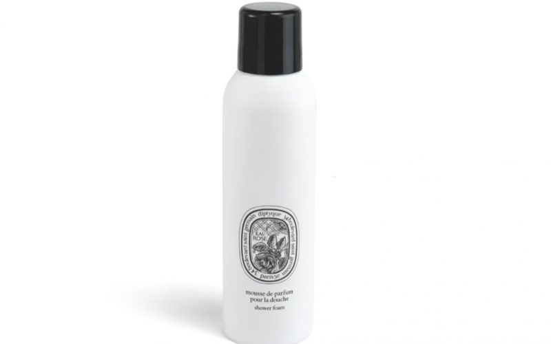 diptyque, eau rose, shower foam, body, beauty, midult beauty, beauty school dropout