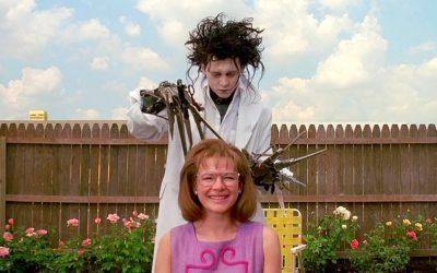 edward scissorhands, johnny depp, haircut, hairstyle, hair, beauty