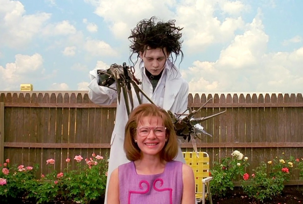 Edward Scissorhands Haircut The Midult