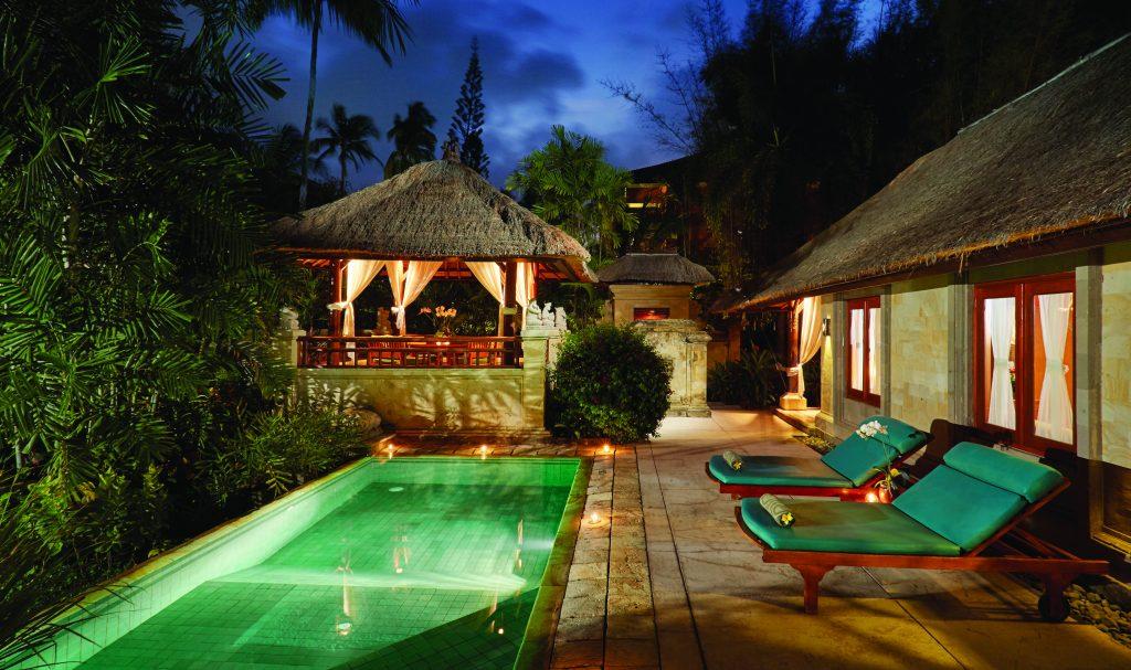 bali, melia, garden villa, holiday, vacation, beach, winter sun, emirates holidays, spa, yoga