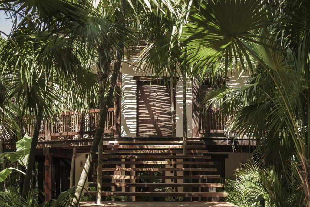 tulum treehouse, villa, jungle, design hotels, mexico, holiday, winter sun, vacation