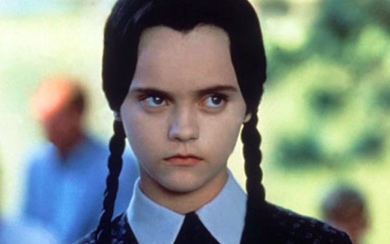 wednesday addams, dread-spreading, dread, fear, paranoia, panic, anxiety