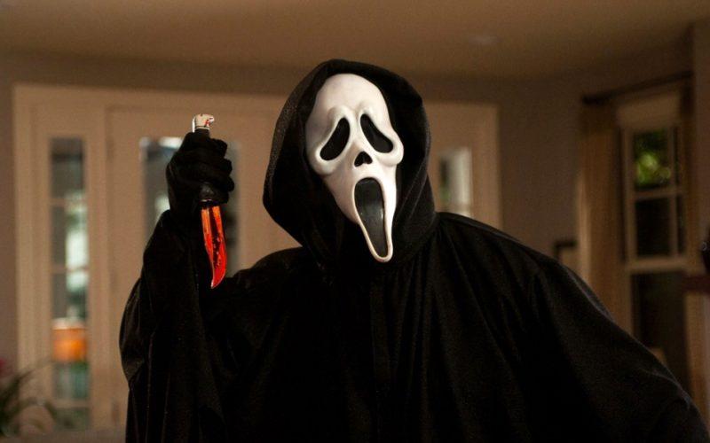 scream, mask, horror, murder, death, die, kill