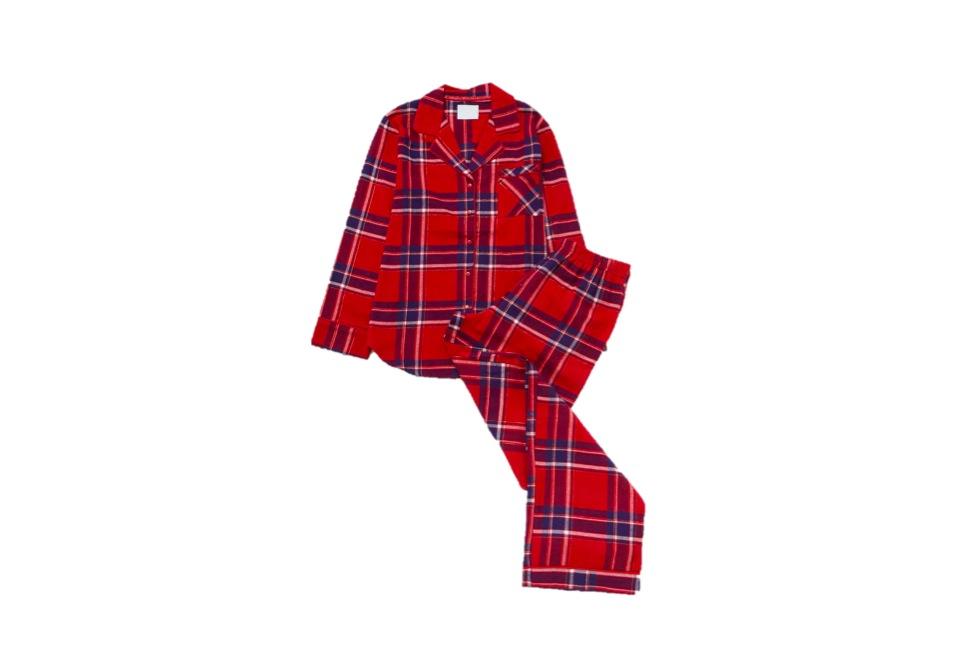 matalan, pyjamas, pyjama gift set, check flannel, nothing to wear?, winter pyjamas, not expensive