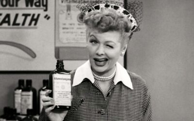 lucille ball, i love lucy, medicine, medication