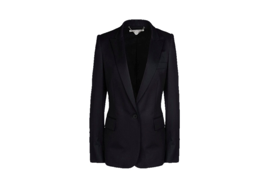 stella mccartney, means business jacket, blazer, nothing to wear, fashion, midult fashion, expensive