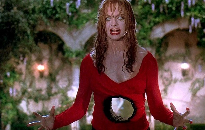 goldie hawn, death becomes her, hangover, drunk, grown-up hangover, two-day hangover