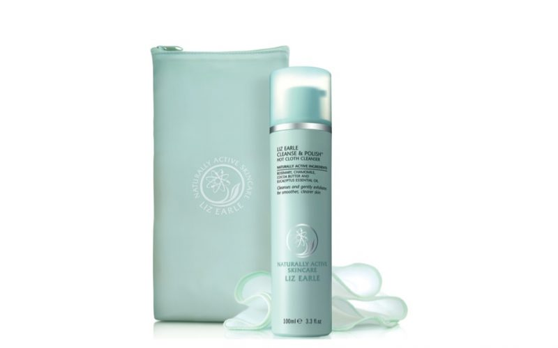 liz earle, cleanse and polish, hot cloth cleanser, cleansing, skincare, midult beauty, beauty, beauty school dropout